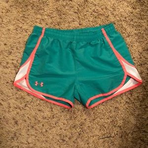Kids Under Armour Track Shorts
